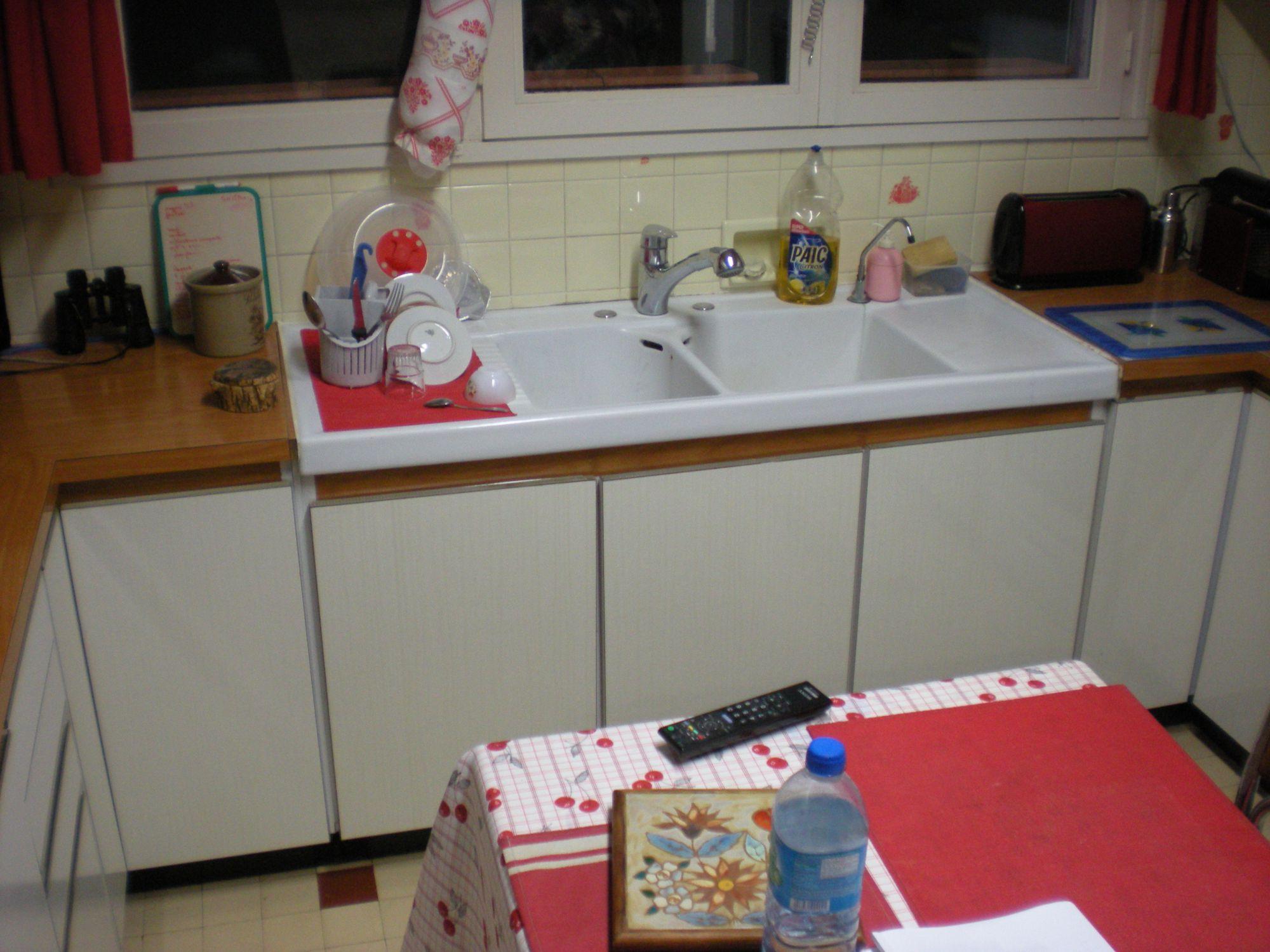 abant rénovation cuisinet à Saint Cyr (86)