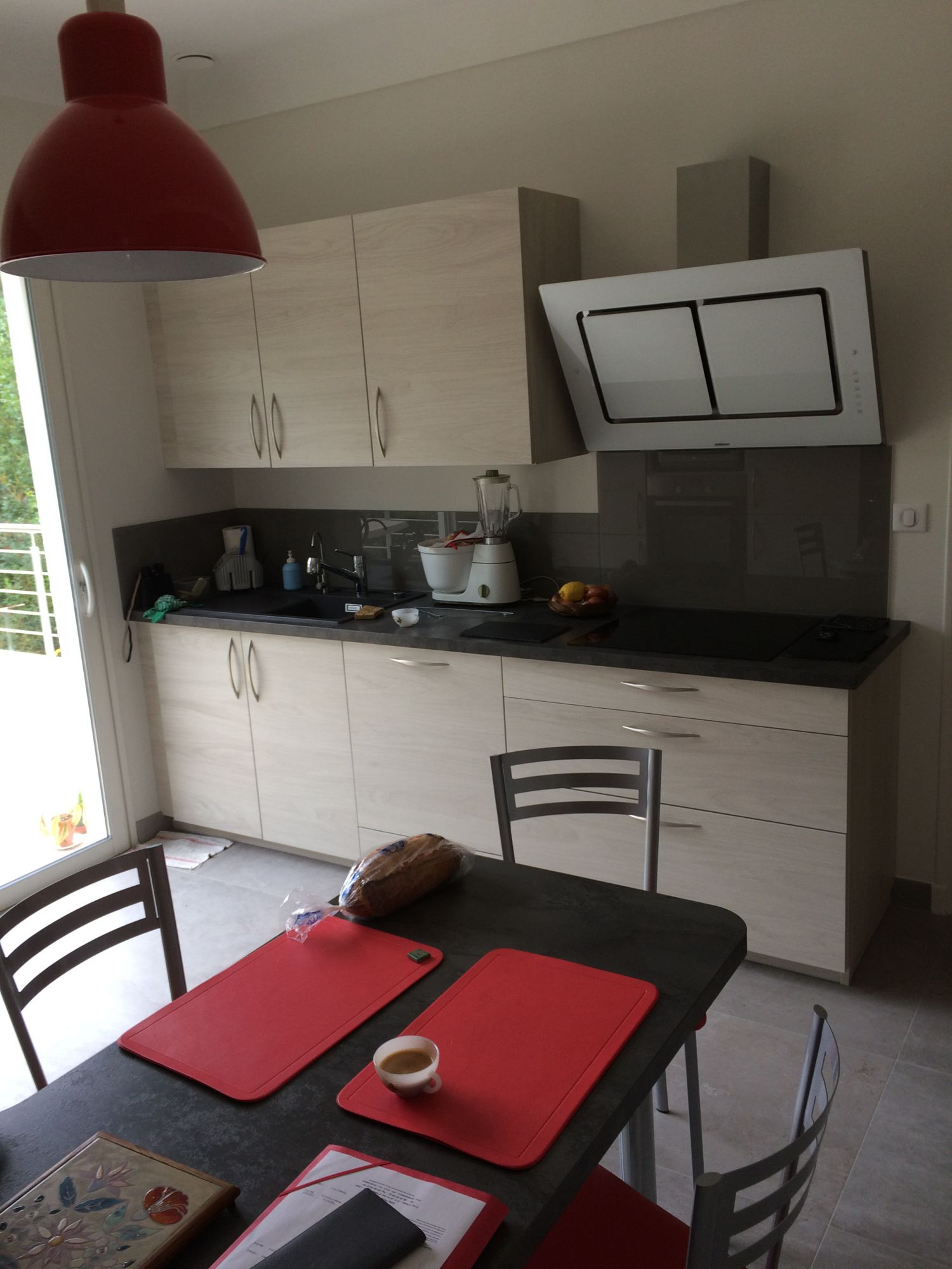 Rénovation cuisine 2 à Saint Cyr (86)