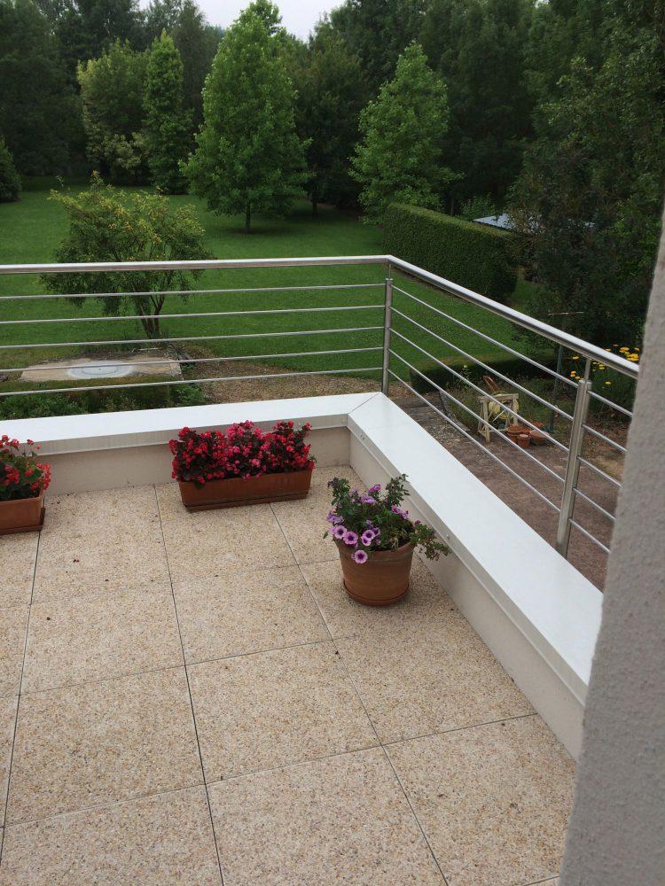 Rénovation appartement à Saint Cyr (86)